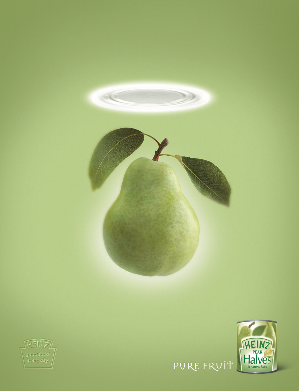 Heinz Pure Fruit Pear Slices